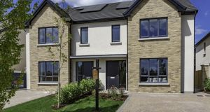 Cluain Adain, a Glenveagh Homes scheme, is one of  seven new homes developments currently under way in Navan.
