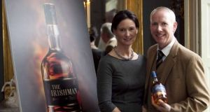 Walsh Whiskey founders Bernard and Rosemary Walsh