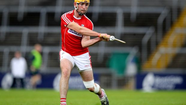 Declan Dalton: plenty is expected in Cork from the former underage star as he steps up to senior level. Photograph: Ryan Byrne/Inpho