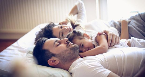 Regular Bedtimes And Sufficient Sleep >> Healthy Families Getting Enough Sleep And Rest