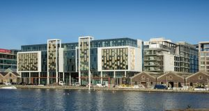 Airbnb has leased more than 3,715sq m of space at the Reflector building on Hanover Quay, at the heart of Dublin's so-called Silicon Docks.
