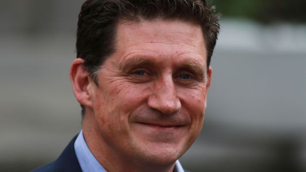 Green Party leader Eamon Ryan: he said some Ministers could travel by ferry and train for some or all of their tours