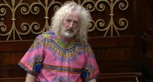 Mick Wallace: The TD's new clothes