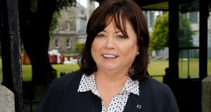 Brindley Healthcare board member: former tánaiste and minister for health Mary Harney.  File photograph: Brian Lawless/PA