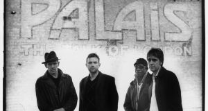 The Good, the Bad and the Queen, Damon Albarn second from left