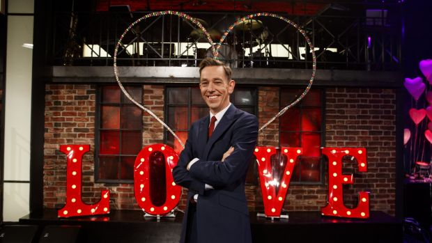 Ryan Tubridy on The Late Late Valentine's Special