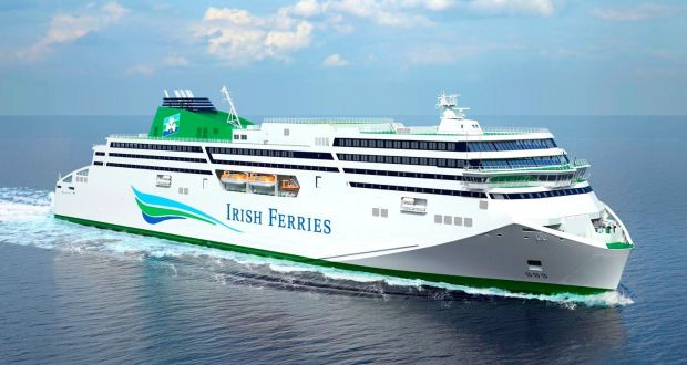 62d9798465 Irish Ferries ordered to pay compensation over WB Yeats delay