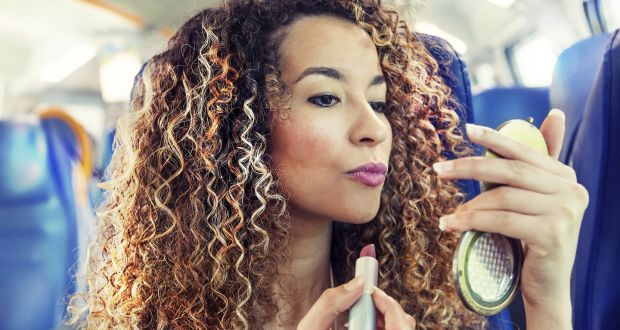 Liquid products are quick to apply – useful if you choose to do your make-up on the move. Photograph: iStock