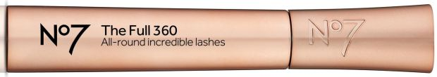 No7 The Full 360 Mascara (€13 at Boots until February 12th; €18.50 thereafter)