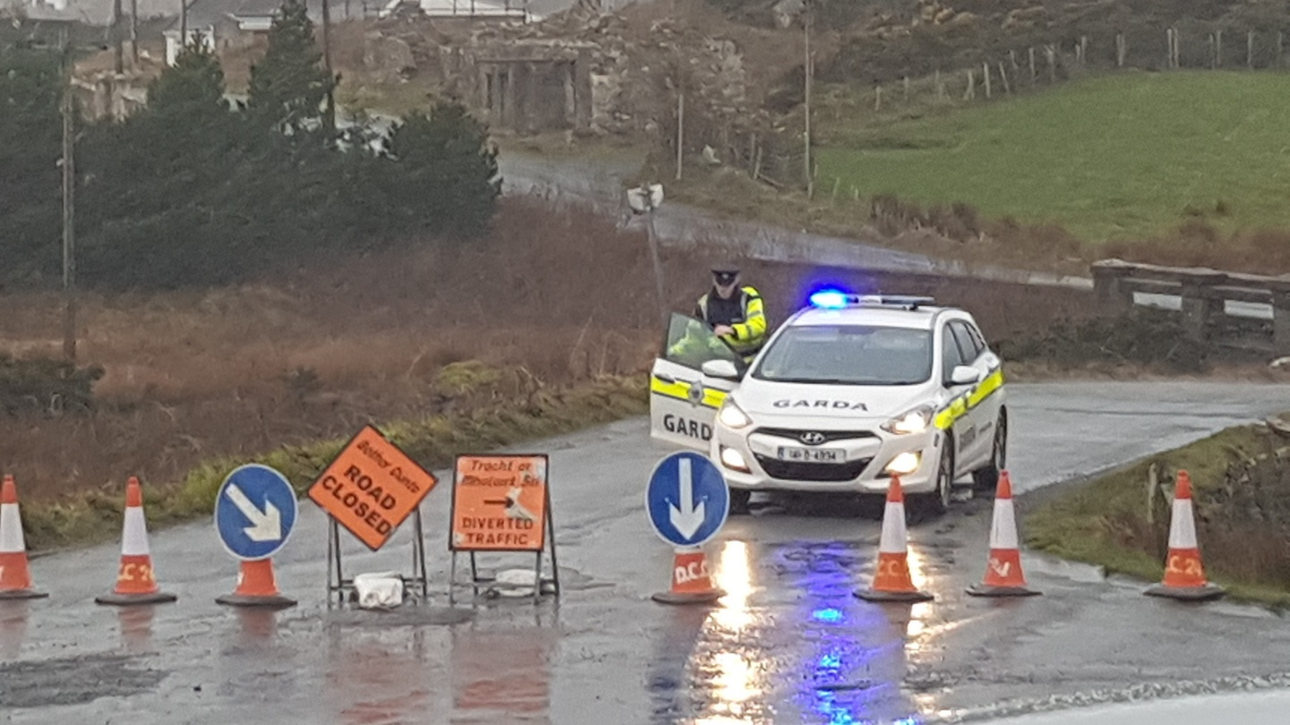 donegal 'plunged into grief' after four die in crash