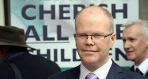 Former Sinn Féin TD Peadar Tóibín resigned from the party at the end of 2018 over its support for repealing the Eighth Amendment on abortion. File photograph: Cyril Byrne/The Irish Times
