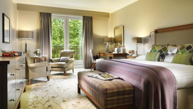 Druids Glen: after doing the Michael Collins drive stay in the five star Druids Glen in Delgany.