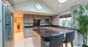 90 Tritonville Road: the kitchen