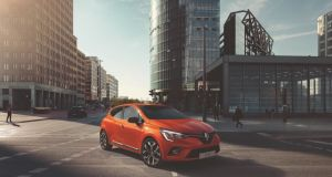 Renault Clio: The Clio is an icon, and the latest features the very best of the previous generations.  Photograph: Renault