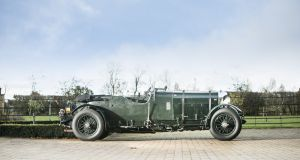 Lot 232 The 1931 Bentley 8L Sports Tourer (Estimate €600,000- €800,000)