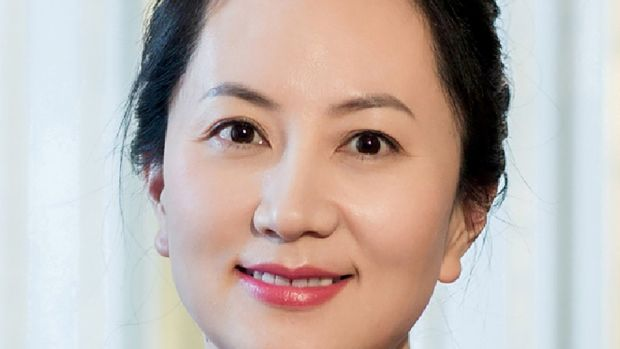 Meng Wanzhou, Huawei's chief financial officer.