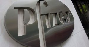 Pfizer ended 2018 as the second-best performing stock in the Dow Jones Industrial Average.