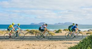The best way to explore the north of Lanzarote is by bike, which you can borrow from the club. Pack a picnic and some sun cream and let the meandering roads dotted with small villages charm you