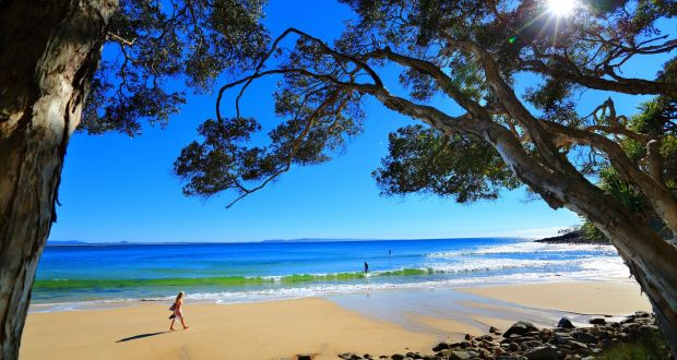 Teatree Bay, Noosa national park
