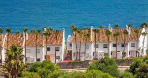 Many pensioners retire to Costa del Sol in Spain in order to make ends meet. File photograph: iStock/Getty Images