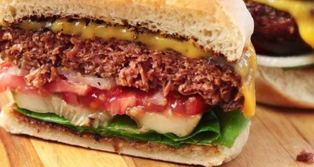 Bleeding Vegan Burger Arrives On Irish Shelves