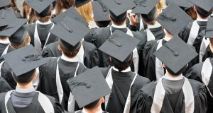 'Funding per student has declined, and third-level capital infrastructure is underfunded.' Photograph: iStock