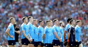 Dublin may not be able to host their 'home' Super 8s game in Croke Park if a motion from Donegal succeeds at Congress. Photograph: James Crombie/Inpho