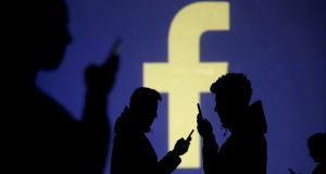 There were reports that the app helped the social network identify potential targets for acquisition. Photograph: Reuters