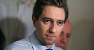 Minister for Health Simon Harris said he wanted to find a resolution to the strike and did not want to be upping the ante by talking about financial sanctions. File photograph: Gareth Chaney Collins