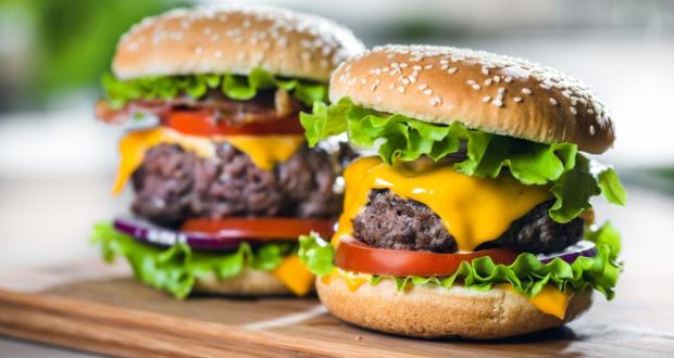 A high fat lunch  makes the digestive system work hard.  As a result, we find it hard to stay awake during the afternoon. Photograph: iStock