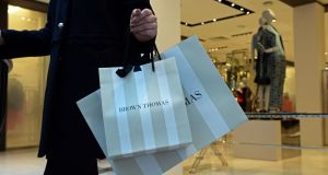 Brown Thomas is among the members of the Ireland Canada Business Association. Photograph: Eric Luke