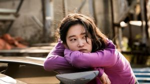 "Jeon Jong-seo as Haemi  in Burning: ""such a zippy enigma she risks manic-pixie-dream-girl status"""