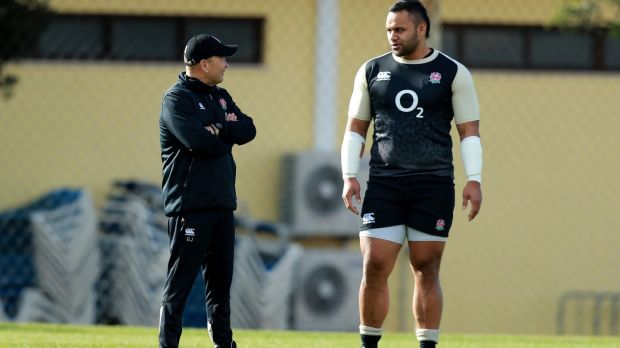 Eddie Jones can call on Billy Vunipola for England's opener in Dublin. Photograph: David Rogers/Getty