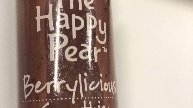The winner: The Happy Pear's Berrylicious Smoothie