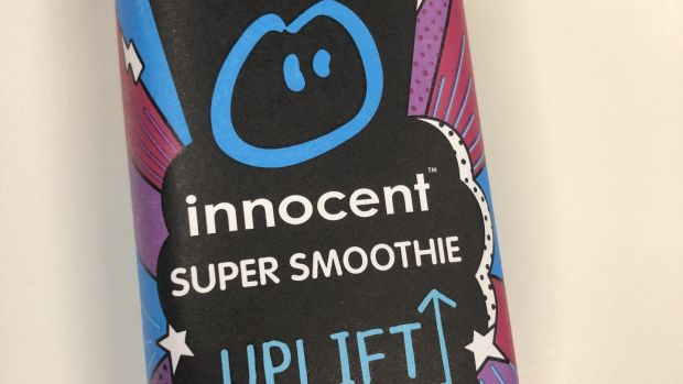 Too sweet: Innocent Super Smoothie
