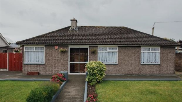 Newbridge: three-bedroom house on Standhouse Road
