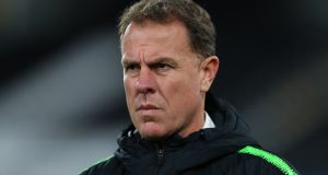 Alen Stajcic: sacked from his job as head coach of the Australian women's soccer team. Photograph: Catherine Ivill/Getty Images