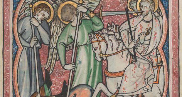 Historic 'Dublin Apocalypse' manuscript goes online
