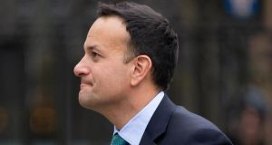 Taoiseach Leo Varadkar. British prime minister Theresa May offered no new ideas on how to avoid a hard Border in a telephone call with him on Wednesday night. Photograph: Tom Honan