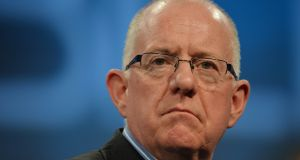 "Minister for Justice Charlie Flanagan said the entitlement civil partners have to equality should be protected but that had to be balanced against the Constitutional ""special protection"" given to marriage. File photograph: Alan Betson/The Irish Times"