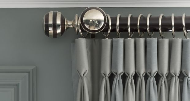 Houseworks How To Fix A Loose Curtain Pole, How To Fix Curtain Rod