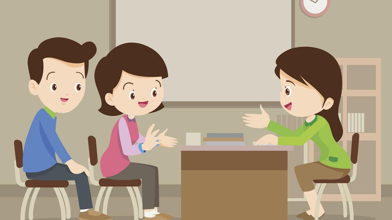 Parent-teacher meetings: the good, the bad and the novel
