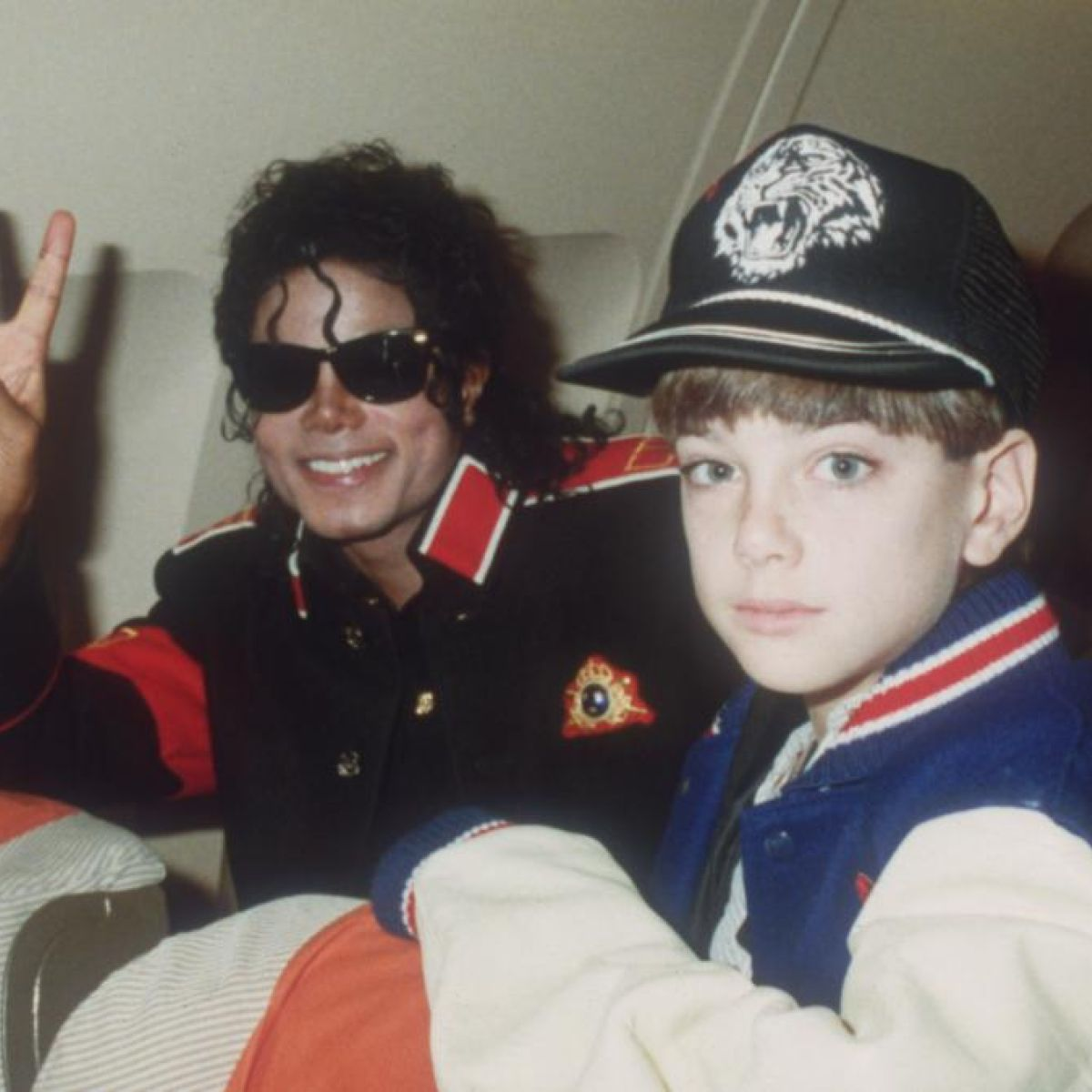 Michael Jackson: The boys, the king, the shouting match