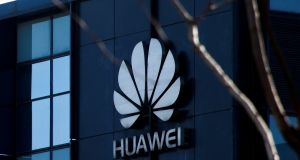 "Huawei called its exclusion   ""a discriminatory act based on a groundless and misleading warning issued by [the country's agency for cybersecurity] ... If no resolution is found, Huawei will consider all its options."" Photograph:  Thomas Peter/Reuters"