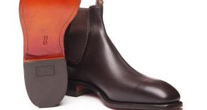 The Classic Craftsman boot from R M Willliams, €450.