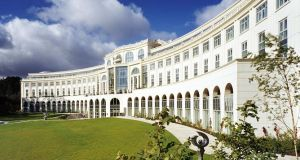 Win a romantic overnight stay for two at the five star Powerscourt Hotel