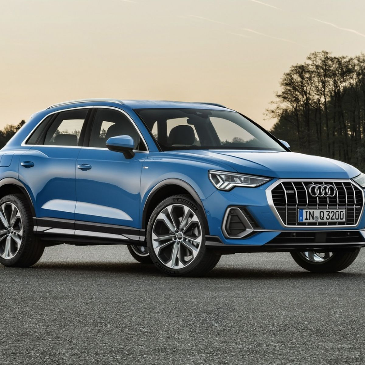 Audi S New Q3 Is The Acceptable Face Of Crossovers