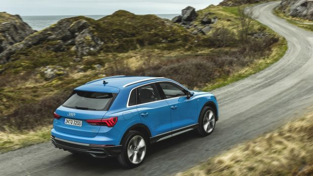 Audi's new Q3 is the acceptable face of crossovers
