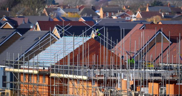 If a more egalitarian housing system is to be introduced, the Government will have to modify its dependence on private developers. But there is little to suggest it is ready to make that transition. Photograph: Joe Giddens/PA Wire