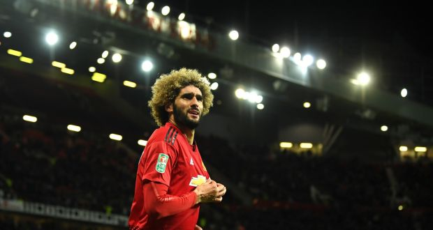 6bc5a7ed9 Marouane Fellaini has joined Chinese side Shandong Luneng. Photograph   Gareth Copley Getty